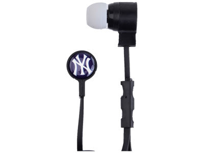 New York Yankees Big Logo Earbuds