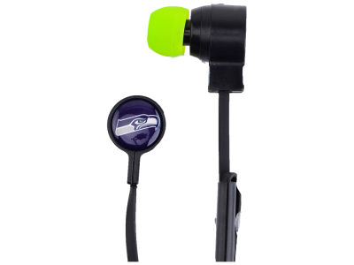 Seattle Seahawks Big Logo Earbuds
