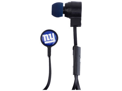 New York Giants Big Logo Earbuds