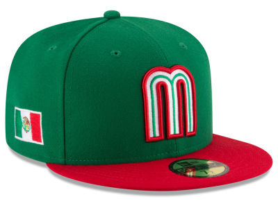 Mexico New Era 2017 World Baseball Classic 59FIFTY Cap