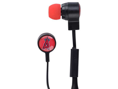 Los Angeles Angels Mizco Big Logo Earbuds