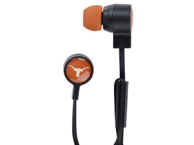 Texas Longhorns Big Logo Earbuds