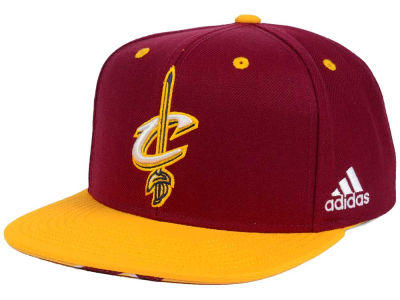Cleveland Cavaliers adidas NBA Courtside Snapback Cap