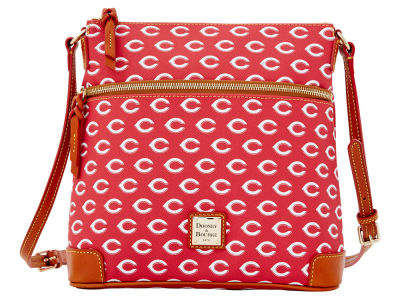 Cincinnati Reds Dooney & Bourke Crossbody Purse