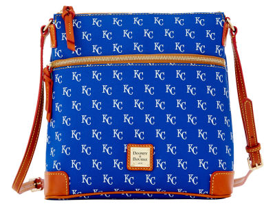 Kansas City Royals Dooney & Bourke Crossbody Purse
