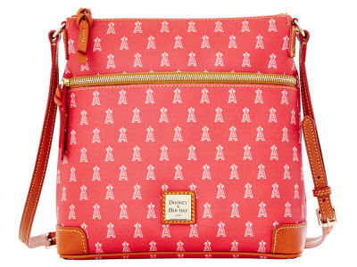 Los Angeles Angels Dooney & Bourke Crossbody Purse