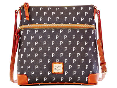 Pittsburgh Pirates Dooney & Bourke Crossbody Purse