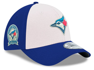 Toronto Blue Jays New Era MLB 40th Anniversary 39THIRTY Cap