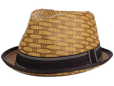 LIDS Private Label Contrast Straw Rocky Hat