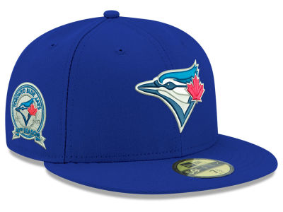 Toronto Blue Jays New Era MLB 40th Anniversary 59FIFTY Cap