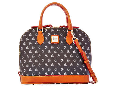 Baltimore Orioles Dooney & Bourke Zip Zip Satchel