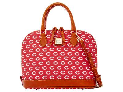 Cincinnati Reds Dooney & Bourke Zip Zip Satchel