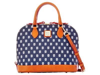 Detroit Tigers Dooney & Bourke Zip Zip Satchel