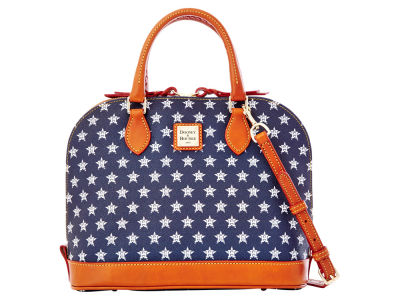 Houston Astros Dooney & Bourke Zip Zip Satchel