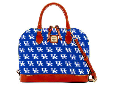 Kentucky Wildcats Dooney & Bourke Zip Zip Satchel