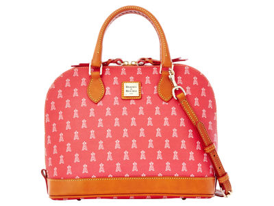 Los Angeles Angels Dooney & Bourke Zip Zip Satchel