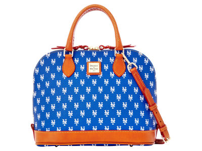 New York Mets Dooney & Bourke Zip Zip Satchel