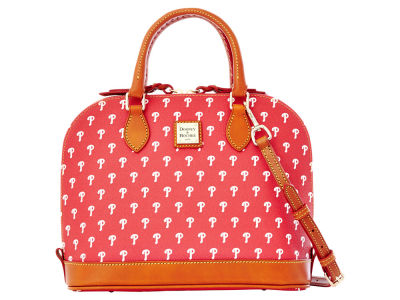 Philadelphia Phillies Dooney & Bourke Zip Zip Satchel