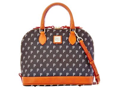 Pittsburgh Pirates Dooney & Bourke Zip Zip Satchel