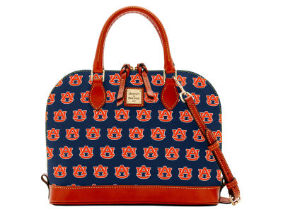 Auburn Tigers Dooney & Bourke Zip Zip Satchel