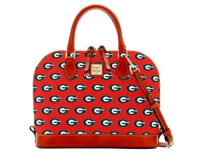 Georgia Bulldogs Dooney & Bourke Zip Zip Satchel