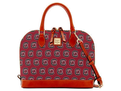 South Carolina Gamecocks Dooney & Bourke Zip Zip Satchel