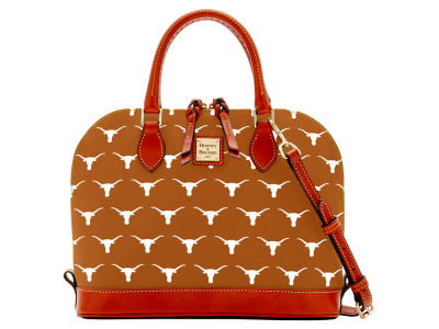 Texas Longhorns Dooney & Bourke Zip Zip Satchel