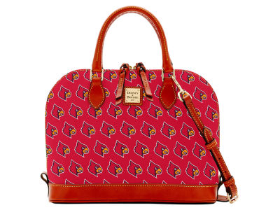 Louisville Cardinals Dooney & Bourke Zip Zip Satchel