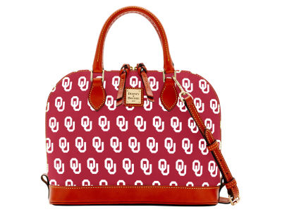 Oklahoma Sooners Dooney & Bourke Zip Zip Satchel