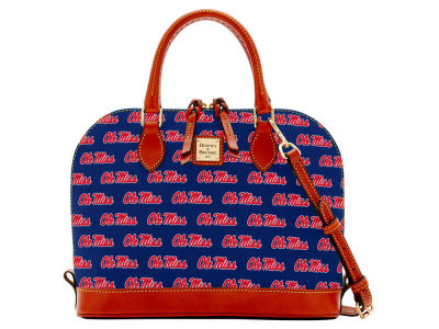 Ole Miss Rebels Dooney & Bourke Zip Zip Satchel