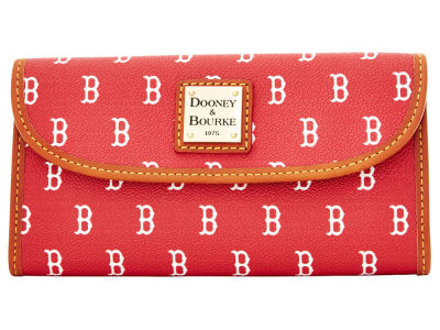 Boston Red Sox Dooney & Bourke Continental Clutch