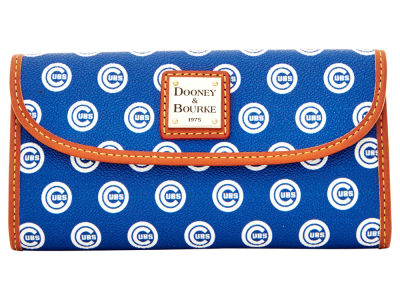 Chicago Cubs Dooney & Bourke Continental Clutch