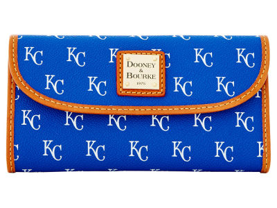 Kansas City Royals Dooney & Bourke Continental Clutch