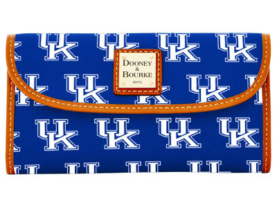 Kentucky Wildcats Dooney & Bourke Continental Clutch