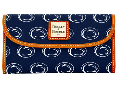 Penn State Nittany Lions Dooney & Bourke Continental Clutch
