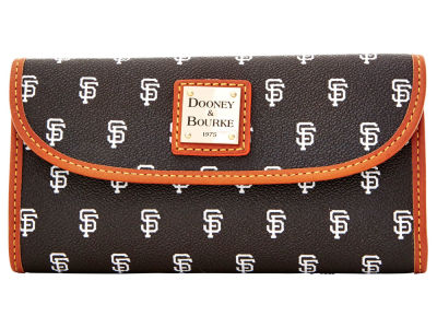 San Francisco Giants Dooney & Bourke Continental Clutch