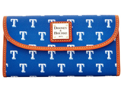 Texas Rangers Dooney & Bourke Continental Clutch