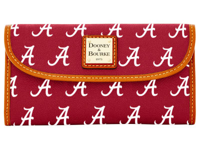 Alabama Crimson Tide Dooney & Bourke Continental Clutch
