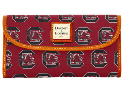 South Carolina Gamecocks Dooney & Bourke Continental Clutch