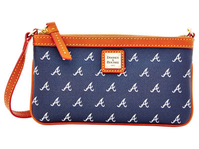 Atlanta Braves Dooney & Bourke Large Wristlet