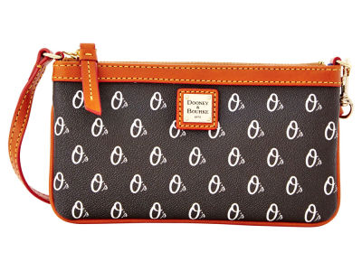 Baltimore Orioles Dooney & Bourke Large Wristlet