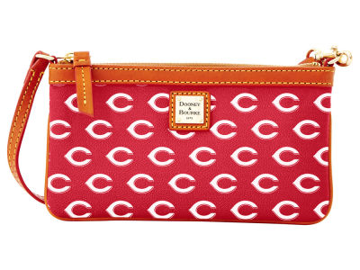 Cincinnati Reds Dooney & Bourke Large Wristlet