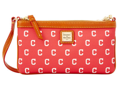 Cleveland Indians Dooney & Bourke Large Wristlet