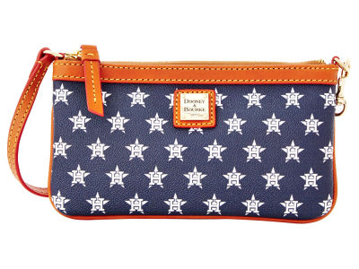 Houston Astros Dooney & Bourke Large Wristlet