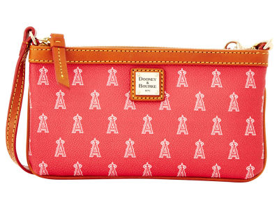 Los Angeles Angels Dooney & Bourke Large Wristlet