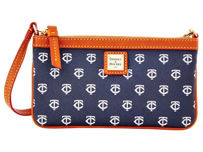 Minnesota Twins Dooney & Bourke Large Wristlet