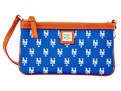 New York Mets Dooney & Bourke Large Wristlet