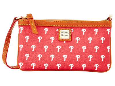 Philadelphia Phillies Dooney & Bourke Large Wristlet