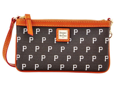 Pittsburgh Pirates Dooney & Bourke Large Wristlet