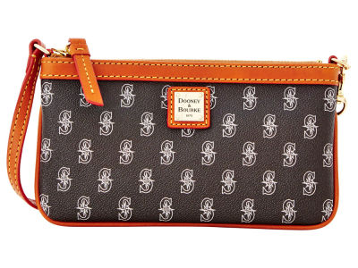 Seattle Mariners Dooney & Bourke Large Wristlet